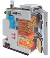 Caldaie a legna come funziona vantaggi caldaia legna for Caldaia biomassa usata