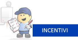 Incentivi caldaia