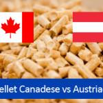 Confronto Pellet Canadese e Pellet Austriaco
