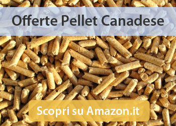Vendita pellet canadese Amazon